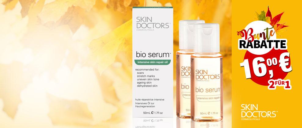 Bio Serum im Doppelpack, 100ml