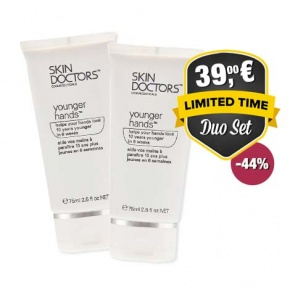 Younger Hands - DUO SET