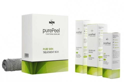 Impure skin, zits, pustule pureSkin Set